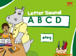 Aa to Dd Letter & Sound