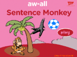 aw, all, Special Vowels Sentences
