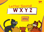Ww to Zz Letter & Sound