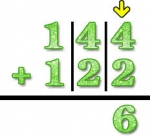 Bài 13: Addition of three digit number