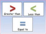 Bài 10: Greater than, Less than and Equal to
