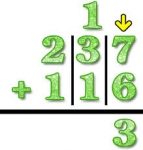 Bài 14: Expanded addition of three digit number