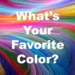 What's Your Favorite Color?